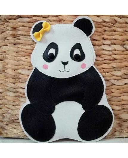 Patron trousse panda
