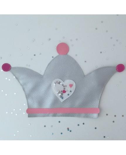 Patron trousse couronne (version pochette papier)