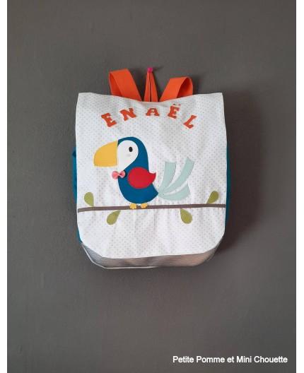 sac à dos Toucan